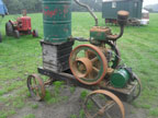 Part No.0543 Lister L 4 HP Flick Type Magneto Full Restoration needed £550