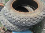 Part No.1058 Grassland Tyres 90% good tread £250 Pair + VAT & Carriage