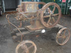 Part No.0571 International 6hp Stationary Engine £750