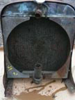 Part No.2106 Allis chalmers WF/WC radiator £150 + VAT & Carriage