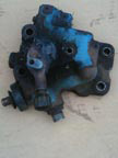 Part No. 2476 Fordson Super Major/Dexta hydraulic valve £160 + VAT & Carriage