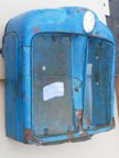 Part No. 2091 Fordson Major cowl with grills £375 + VAT & Carriage