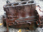 Part No. 2687 Fordson E1A pet/tvo short engine would break