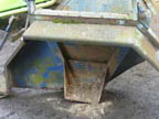 Part No. 2563 Leyland 384 and other models,mudguards with cab frame £350 + VAT & Carriage