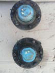 Part No.2168 Fordson Major/super front wheel hubs £50 each + VAT & Carriage
