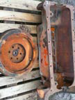 Part No.2133 Allis Chalmers U sump and flywheel for electric start £350 + VAT & Carriage