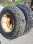 "Part No. 2436 28"" grassland wheels and tyres £350 + VAT & Carriage"