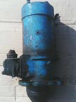 Part No. 2465 Fordson Dexta Starter motor £80 + VAT & Carriage