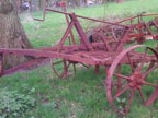 Part No. 3852 Twoose trailed cultivator £100 + VAT & Carriage