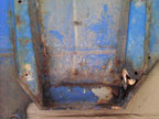 Part No. 3995 Fordson Super major mudguards, need minor repairs £450 + VAT & Carriage