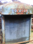 Part No. 4030 Fordson E27N radiator £180 + VAT  & Carriage