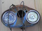 Part No. 3751 Fordson Super major dash £80 + VAT & Carriage