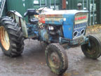 Ford 4000 - Ref. No. 4116