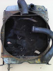 Part No. 3612 Fordson Major radiator assy £100 + VAT & Carriage