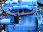 Part No. 3489 Fordson Major/power/super major engine rebuilt, £1100 + VAT  & Carriage