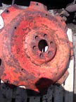 Part No. 3218 Fordson Power/super major wheel centres