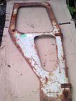 Part No. 2917 Fordson Lambourne door £120 + VAT & Carriage