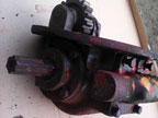Part No. 3339 Fordson Major industrial pto drive,with shaft from front £250 + VAT & Carriage