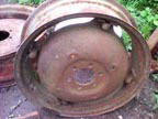 Part No. 3280 Leyland 154 rear wheel £120 + VAT & Carriage