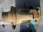 Part No. 0163 Fordson Dexter Thermostat Housing £30 + VAT & Carriage