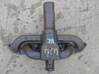 Part No.0843 International W4/Farmall H Manifold £80 + VAT Petrol Only & Carriage